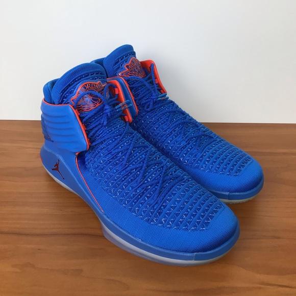 "b784baa8024718 Nike Air Jordan XXXII 32 ""Why Not "" Westbrook"
